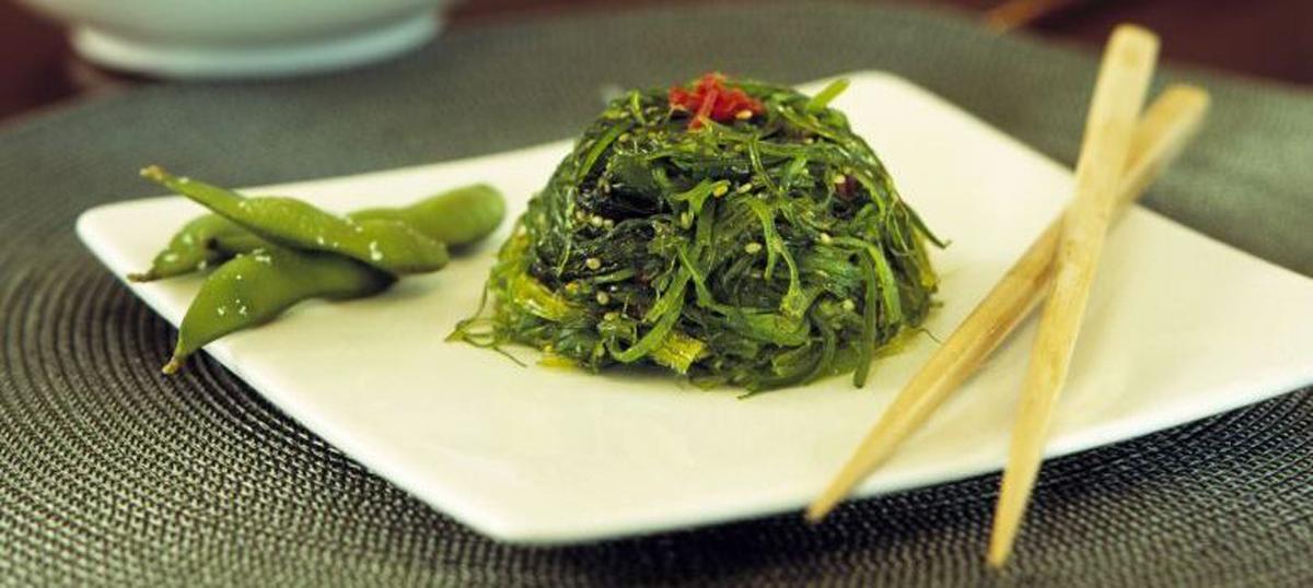 le alghe in cucina - soleluna - Alghe In Cucina