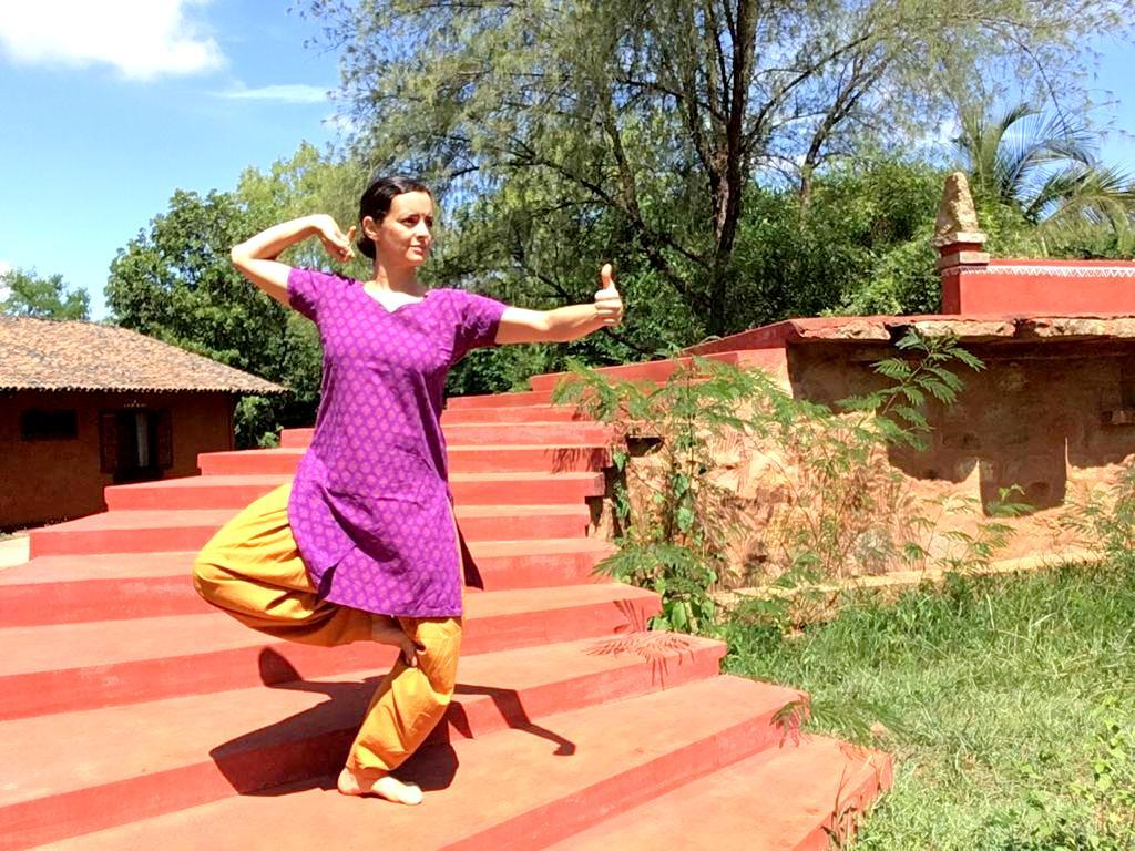 Workshop di danza classica indiana